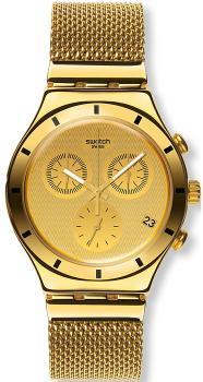 Zegarek unisex Swatch YCG410GB