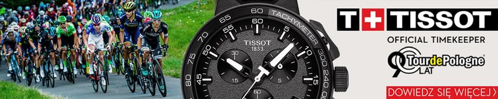 Zegarki Tissot Tour de Pologne