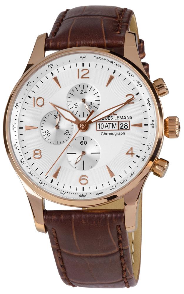 zegarek Jacques Lemans 1-1844F - zdjęcia 1