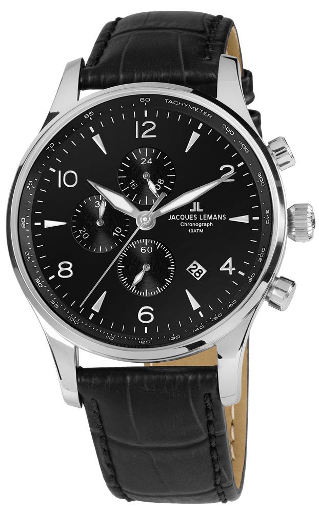 zegarek Jacques Lemans 1-1844ZA - zdjęcia 1