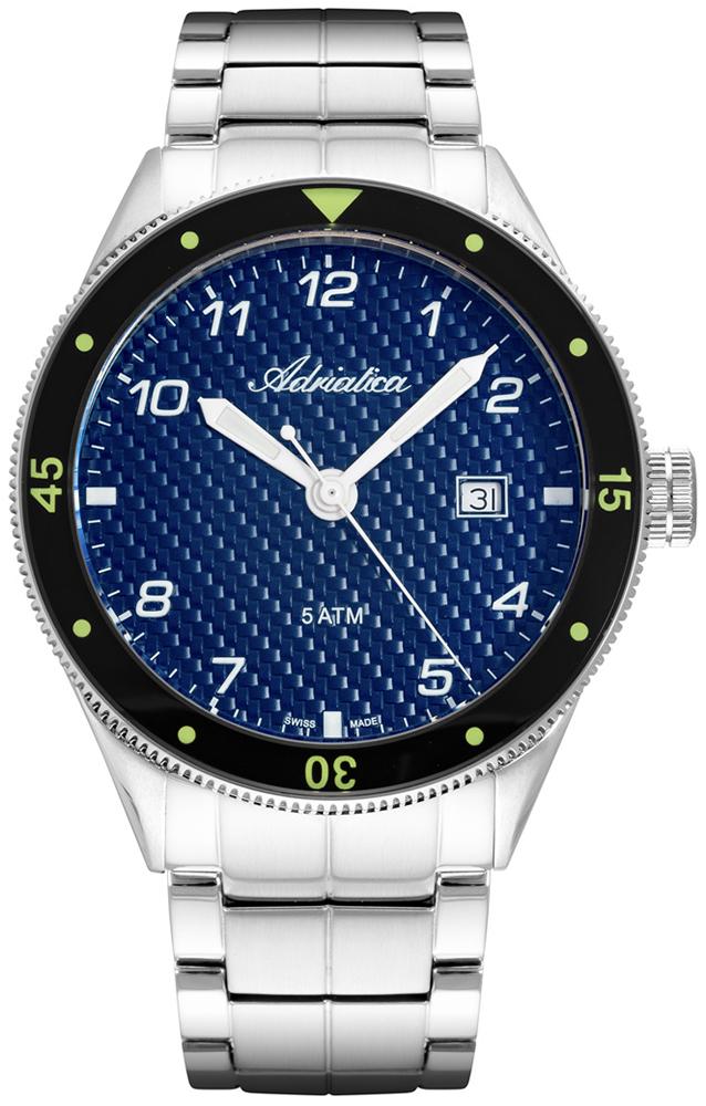 zegarek Adriatica A8322.5155Q - zdjęcia 1
