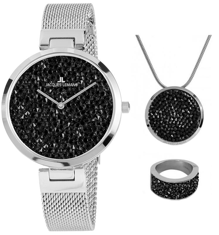 zegarek Jacques Lemans 1-2035G-SET56 - zdjęcia 1