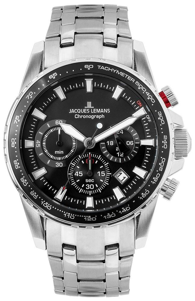zegarek Jacques Lemans 1-2099D - zdjęcia 1