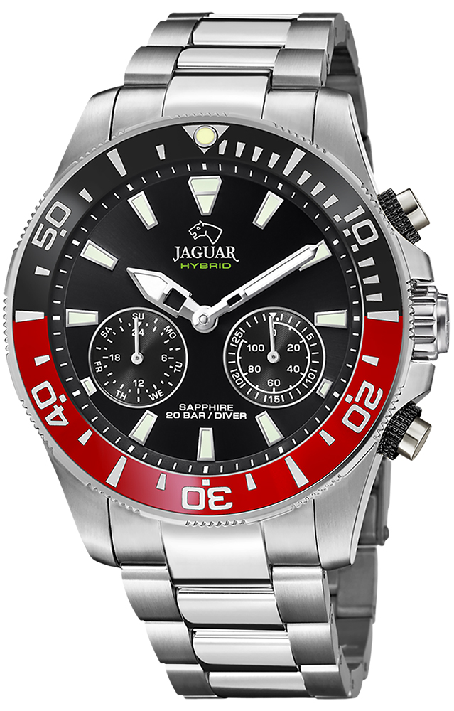 zegarek Jaguar J888-3 - zdjęcia 1