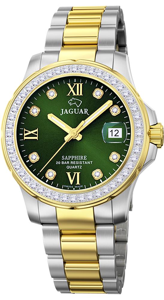 zegarek Jaguar J893-3 - zdjęcia 1