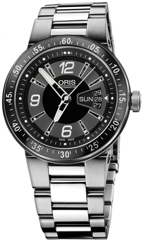 zegarek Oris 01 635 7613 4164-07 8 24 75 - zdjęcia 1
