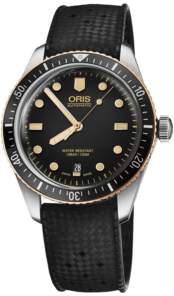 zegarek Oris 0173377074354-0742018 - zdjęcia 1