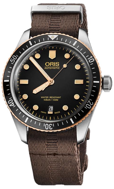 zegarek Oris 0173377074354-0752030 - zdjęcia 1