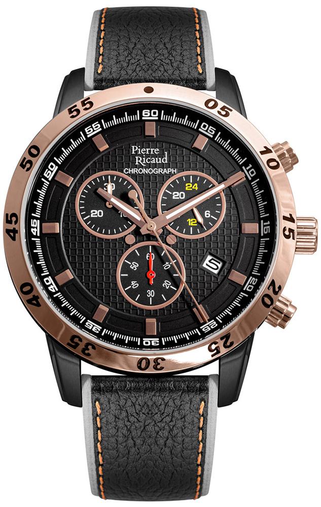 zegarek Pierre Ricaud P60033.K214CH - zdjęcia 1