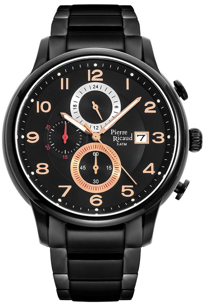 zegarek Pierre Ricaud P97017.B1R4CH - zdjęcia 1