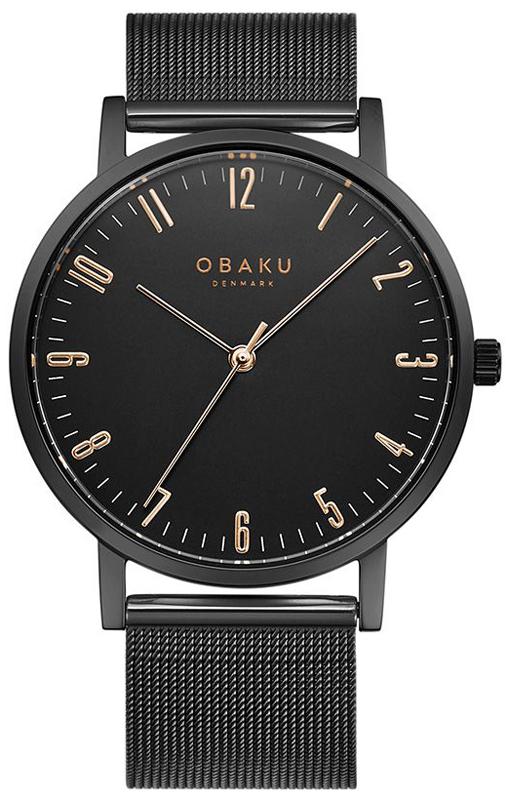zegarek Obaku Denmark V248GXBBMB - zdjęcia 1
