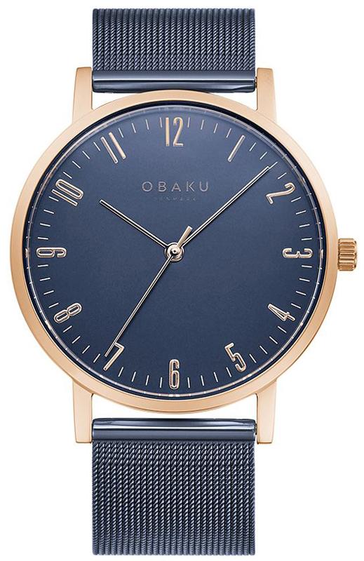 zegarek Obaku Denmark V248GXVLML - zdjęcia 1