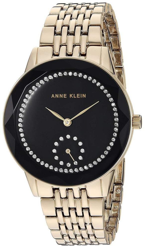 zegarek Anne Klein AK-3506BKGB - zdjęcia 1