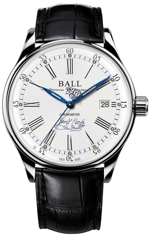 zegarek Ball NM3288D-LL2CJ-WH - zdjęcia 1