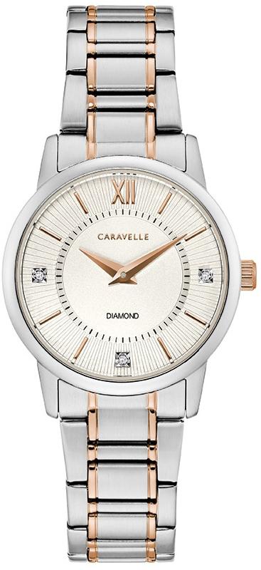 zegarek Caravelle 45P110 - zdjęcia 1