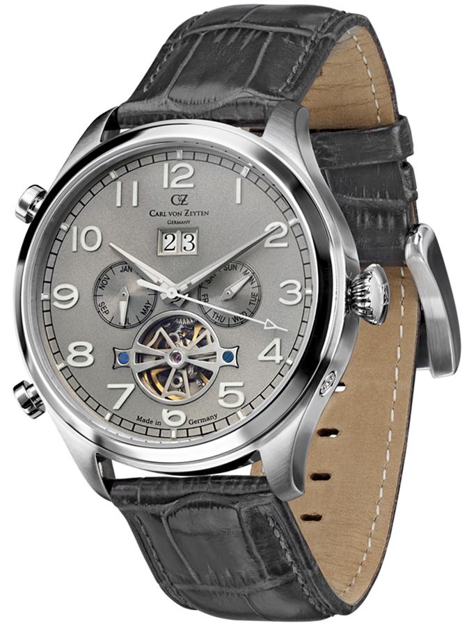 zegarek Carl von Zeyten CVZ0003SGY - zdjęcia 1