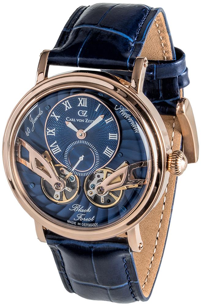 zegarek Carl von Zeyten CVZ0017RBL - zdjęcia 1
