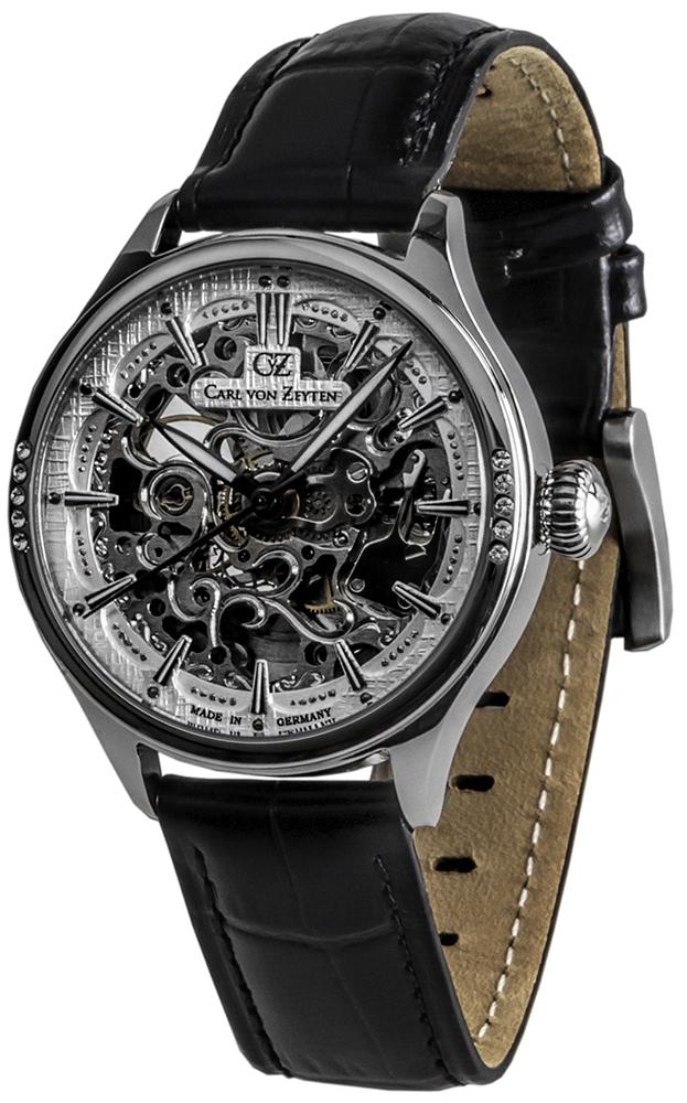 zegarek Carl von Zeyten CVZ0057WH - zdjęcia 1