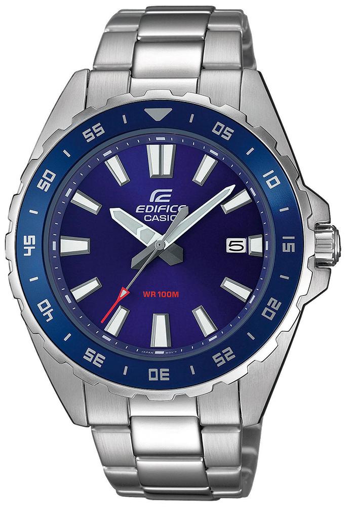 zegarek Casio EFV-130D-2AVUEF - zdjęcia 1