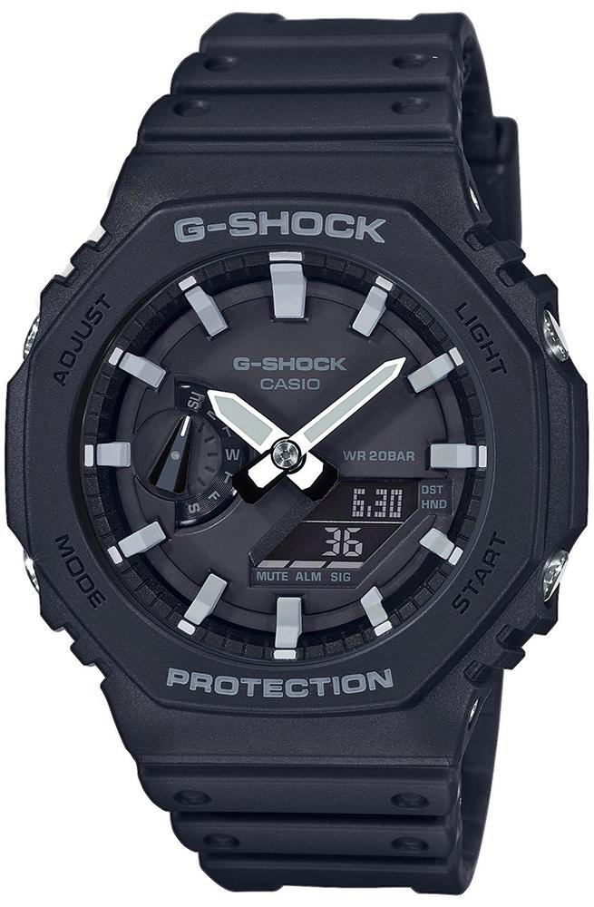 zegarek Casio GA-2100-1AER - zdjęcia 1