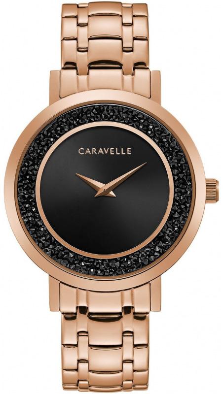 zegarek Caravelle 44L252 - zdjęcia 1