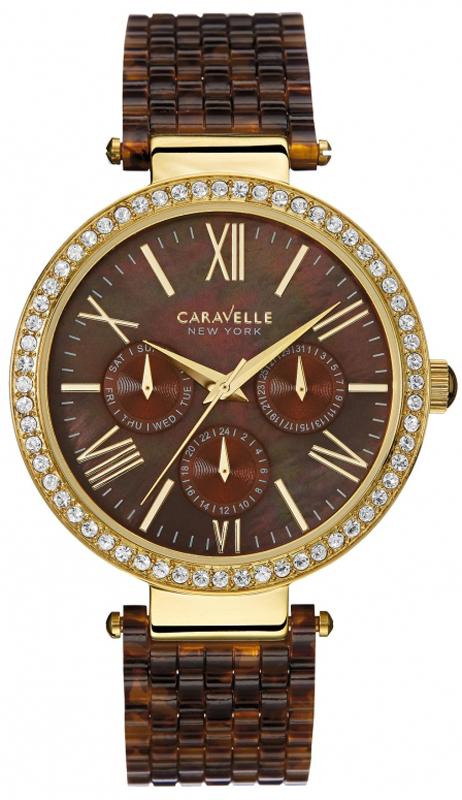 zegarek Caravelle 44N102 - zdjęcia 1