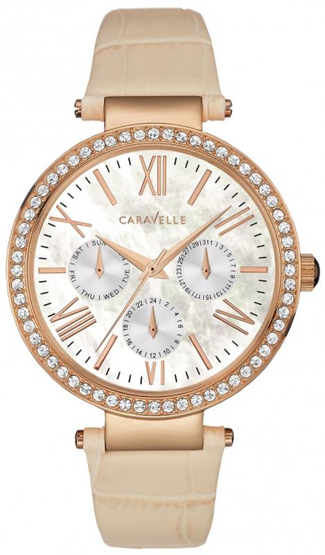 zegarek Caravelle 44N105 - zdjęcia 1