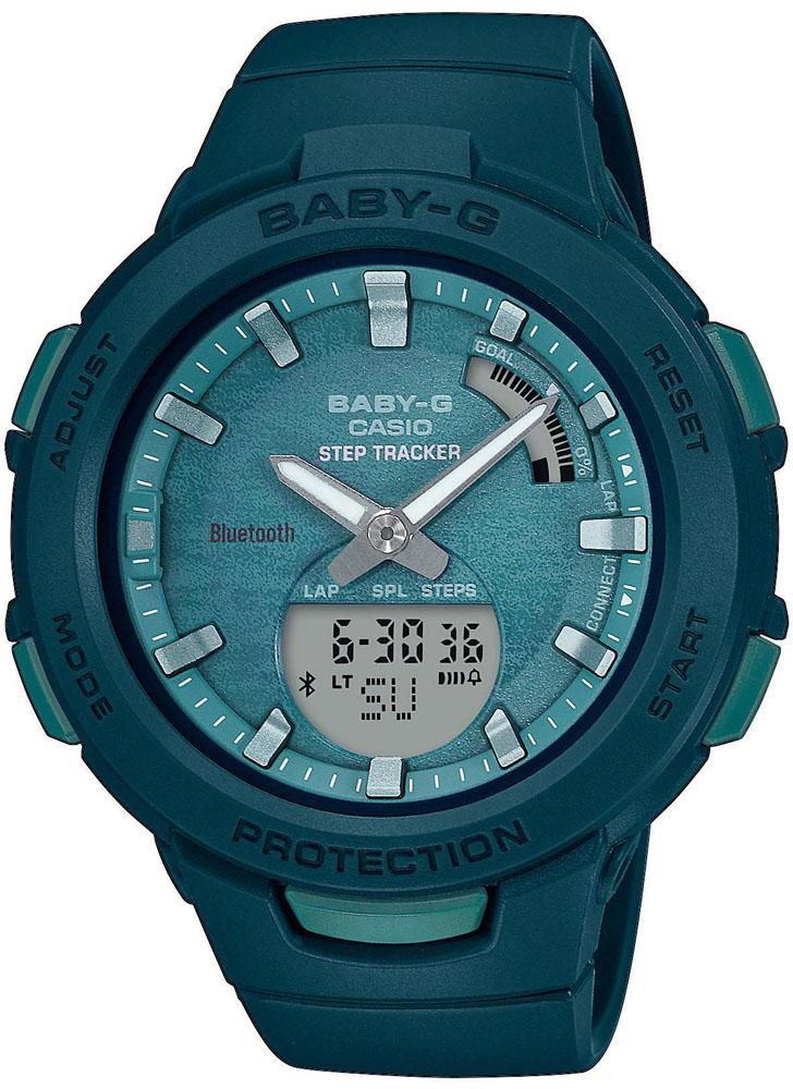 zegarek Casio BSA-B100AC-3AER - zdjęcia 1