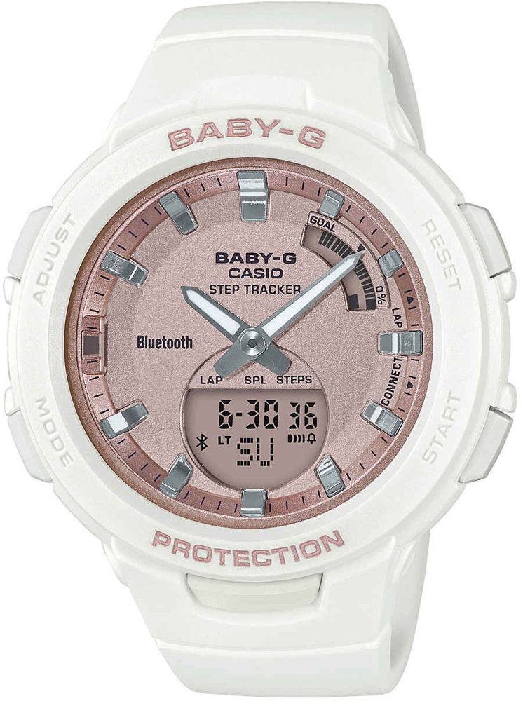 zegarek Casio BSA-B100MF-7AER - zdjęcia 1