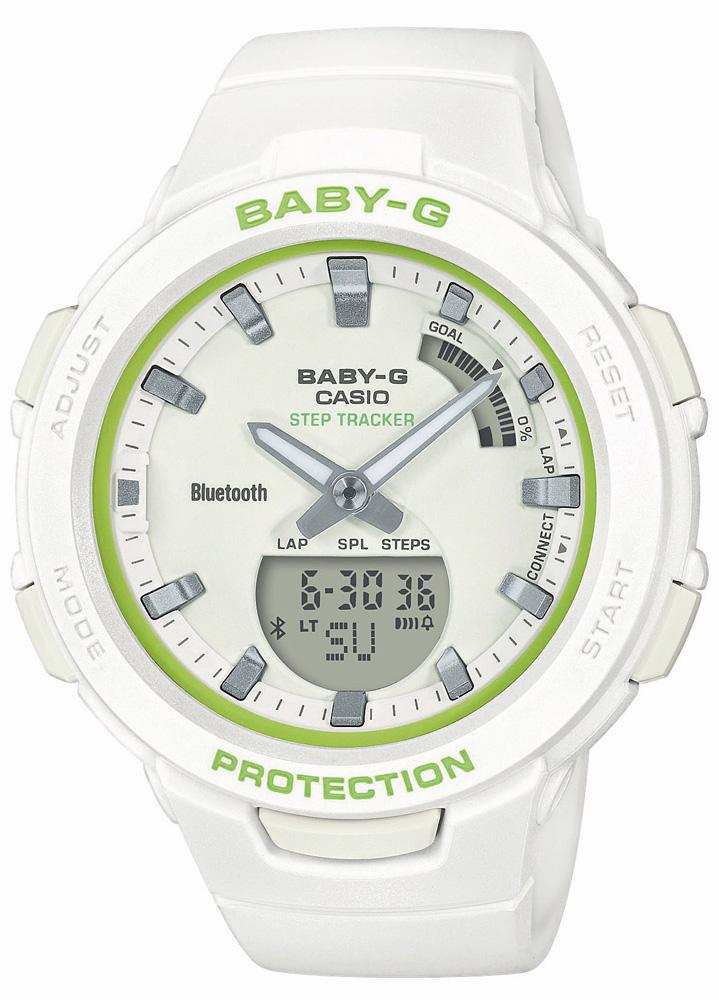 zegarek Casio BSA-B100SC-7AER - zdjęcia 1