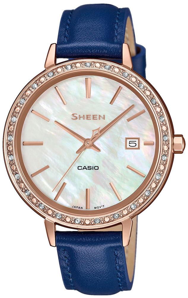 zegarek Casio SHE-4052PGL-7AUEF - zdjęcia 1