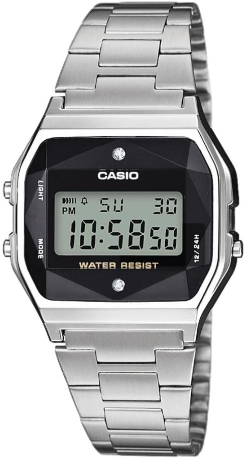 zegarek Casio A158WEAD-1EF - zdjęcia 1
