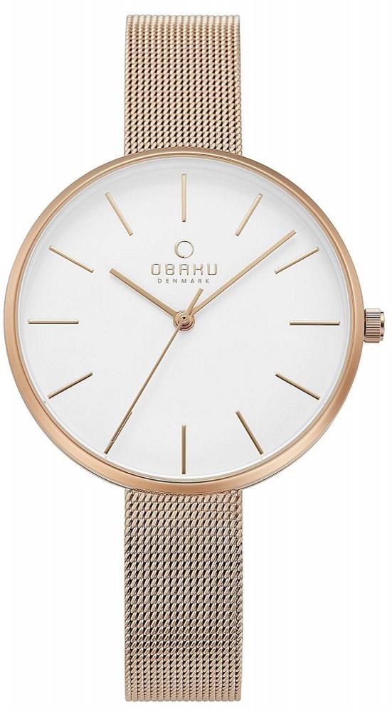 zegarek Obaku Denmark V211LXVIMV - zdjęcia 1