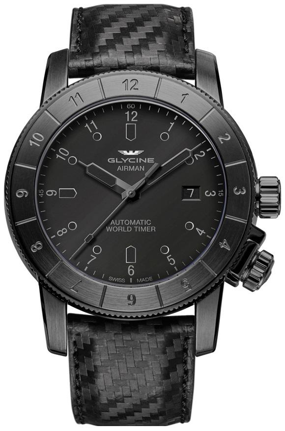 zegarek Glycine GL0177 - zdjęcia 1
