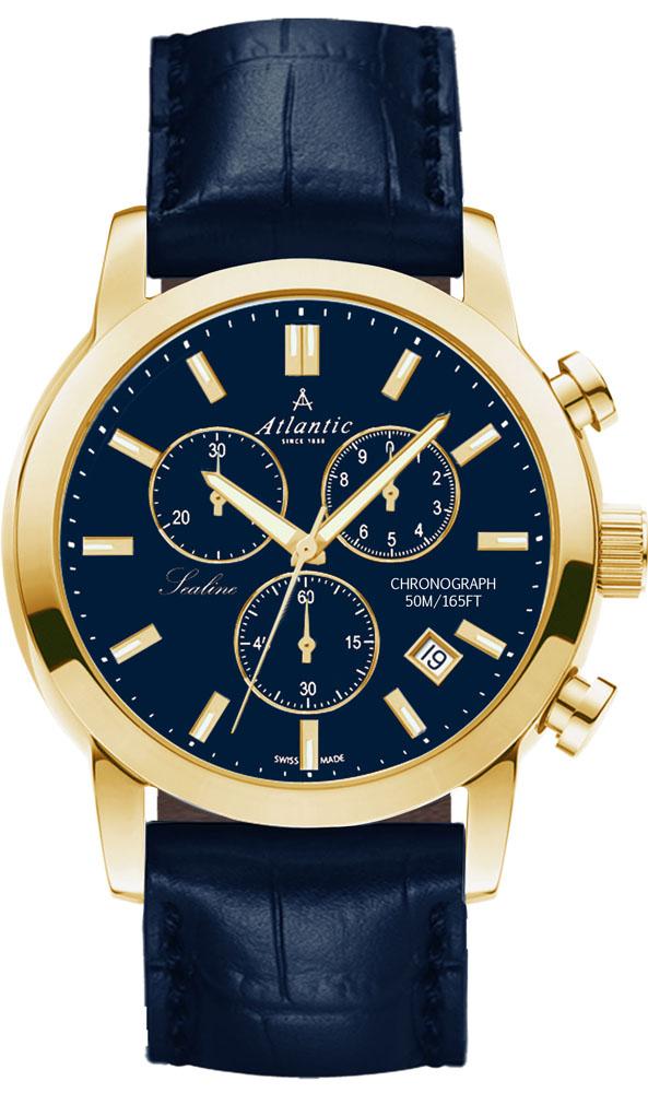 zegarek Atlantic 62450.45.51 - zdjęcia 1