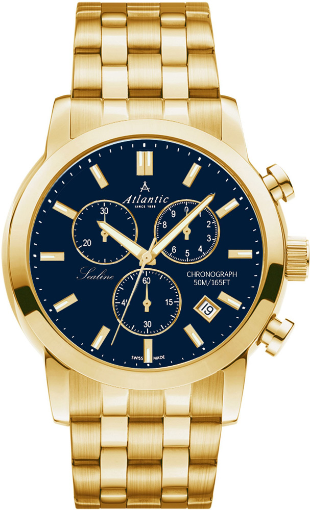 zegarek Atlantic 62455.45.51 - zdjęcia 1
