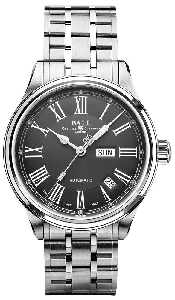zegarek Ball NM1058D-S4J-GY - zdjęcia 1