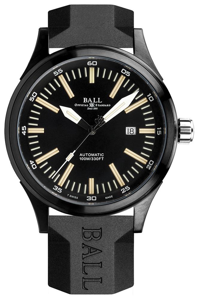zegarek Ball NM2092C-P-BK - zdjęcia 1