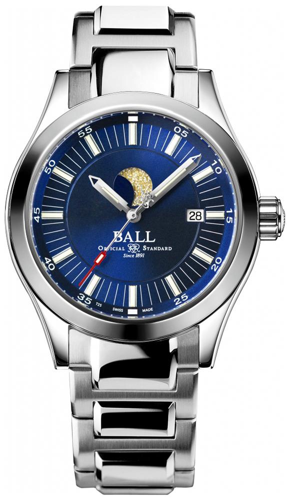 zegarek Ball NM2282C-SJ-BE - zdjęcia 1