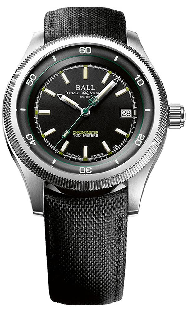 zegarek Ball NM3022C-N1CJ-BK - zdjęcia 1