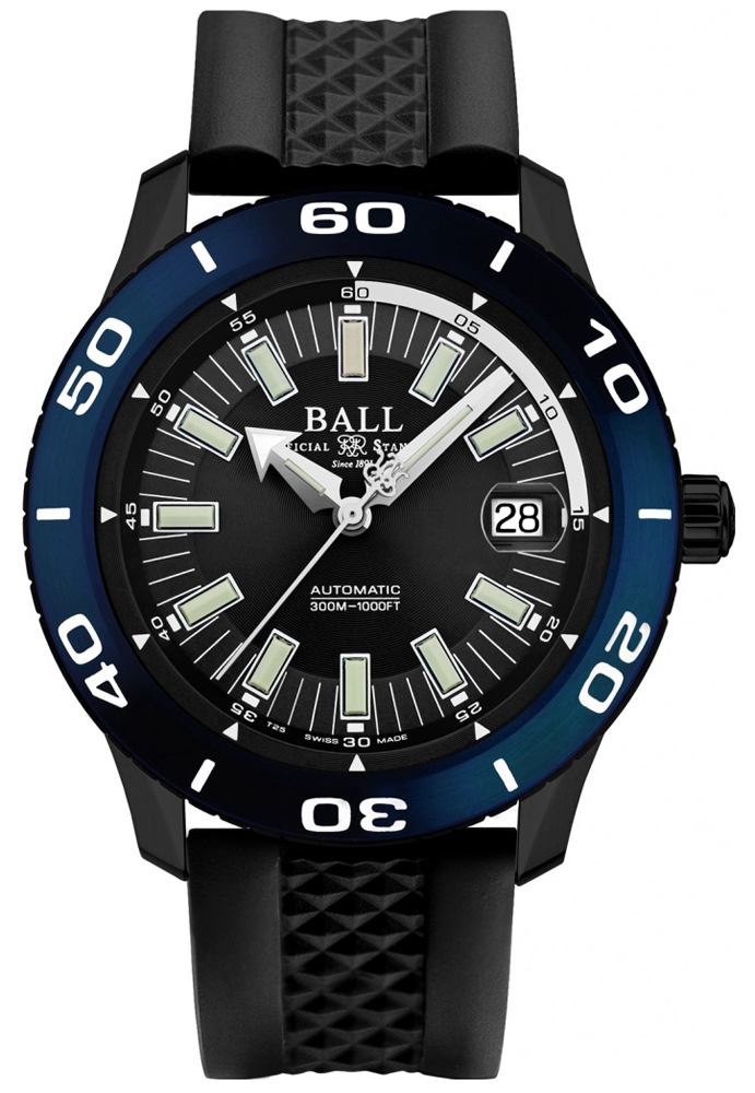 zegarek Ball DM3090A-P5J-BK - zdjęcia 1