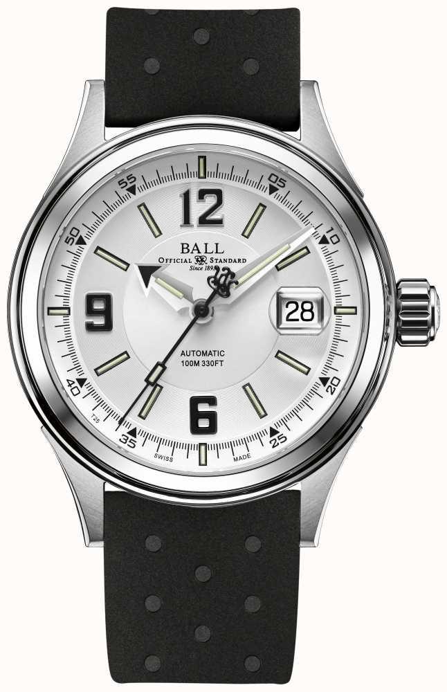 zegarek Ball NM2088C-P2J-WHBK - zdjęcia 1