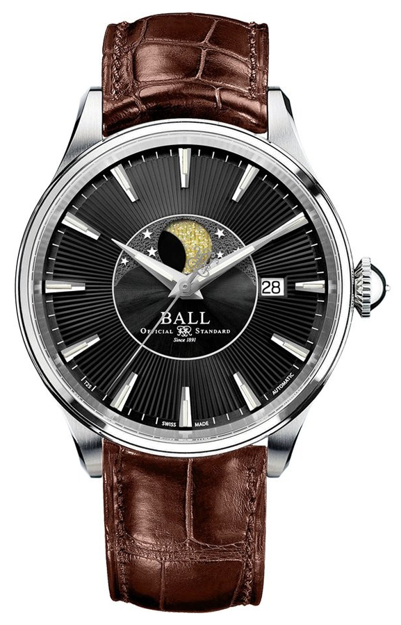 zegarek Ball NM3082D-LLJ-BK - zdjęcia 1