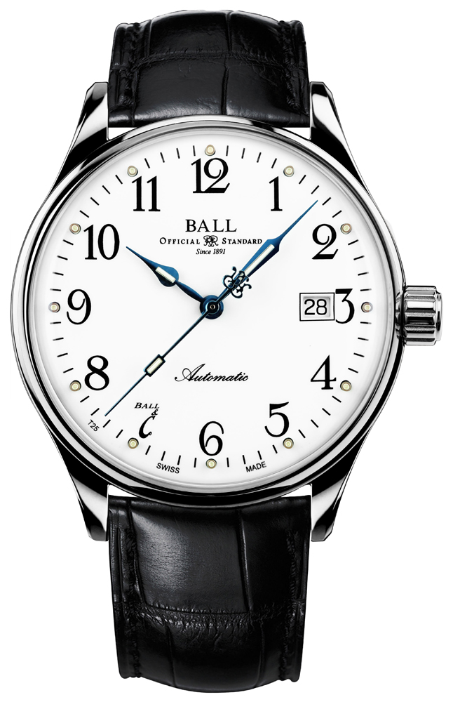 zegarek Ball NM3288D-LLJ-WH - zdjęcia 1