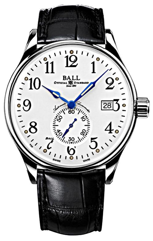 zegarek Ball NM3888D-LL1CJ-WH - zdjęcia 1