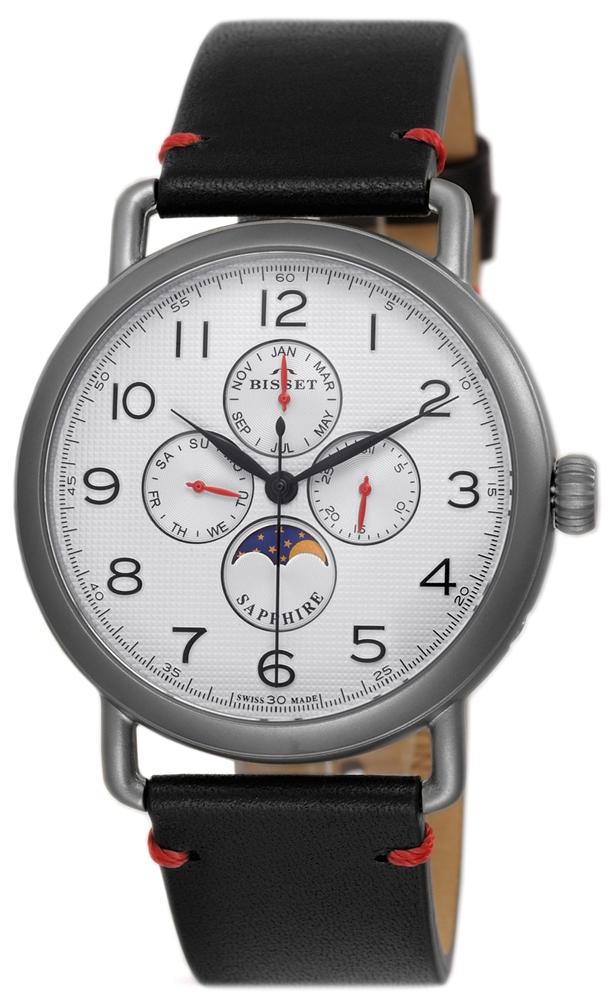 zegarek Bisset BSCF18DASX05AX - zdjęcia 1