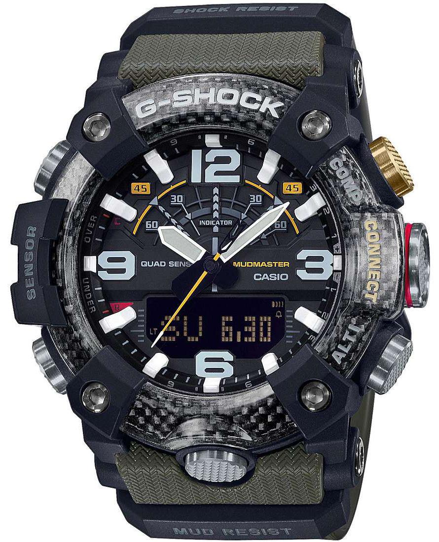 zegarek Casio GG-B100-1A3ER - zdjęcia 1
