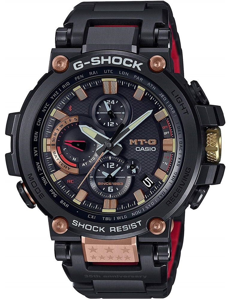 zegarek Casio MTG-B1000TF-1ADR - zdjęcia 1