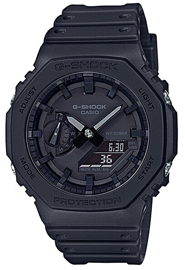 zegarek Casio GA-2100-1A1ER - zdjęcia 1