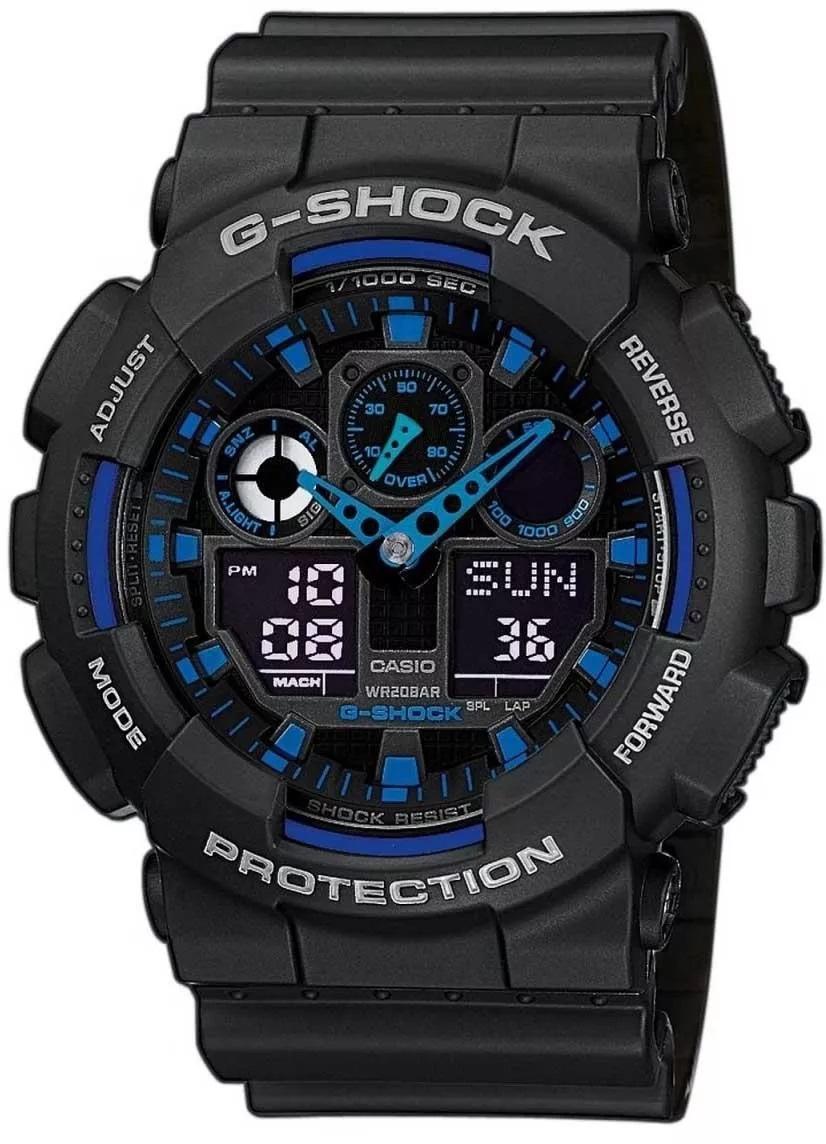 zegarek Casio GA-100-1A2ER - zdjęcia 1